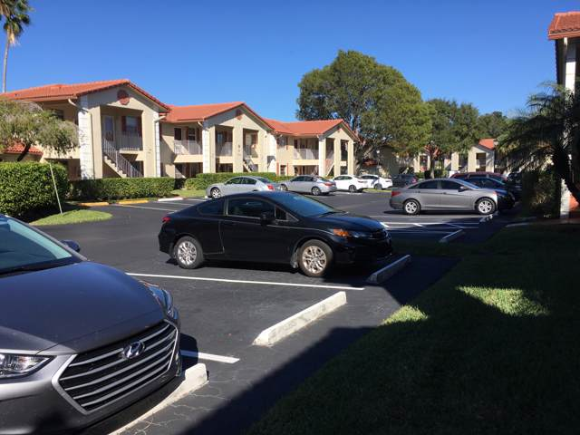 3001 Holiday Springs Boulevard #104, Margate, FL 33063 (MLS #RX-10583866) :: Castelli Real Estate Services