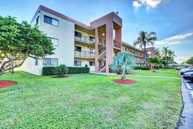 5598 Witney Drive #303, Delray Beach, FL 33484 (#RX-10583879) :: Ryan Jennings Group