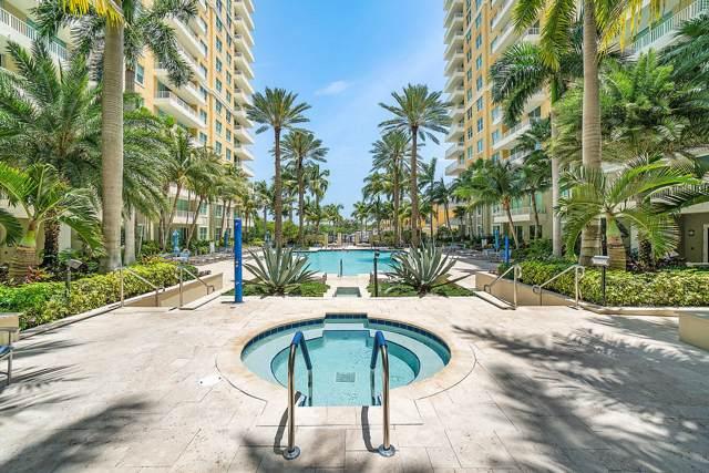 100 NE 6th Street #608, Boynton Beach, FL 33435 (#RX-10583881) :: Ryan Jennings Group