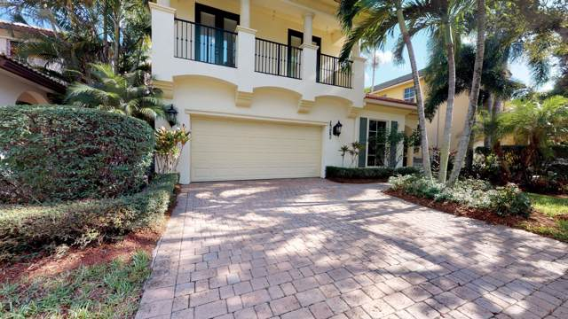 1616 Nature Court, Palm Beach Gardens, FL 33410 (MLS #RX-10583897) :: The Jack Coden Group