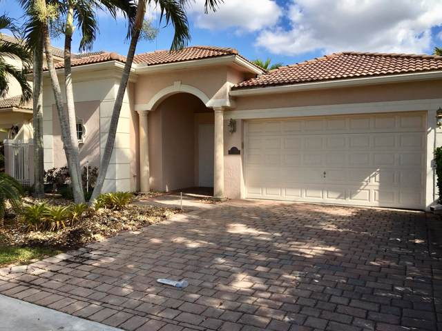 5857 NW 122nd Drive, Coral Springs, FL 33076 (MLS #RX-10583904) :: The Jack Coden Group