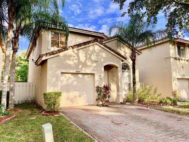 4468 Lake Tahoe Circle, West Palm Beach, FL 33409 (MLS #RX-10583906) :: The Jack Coden Group