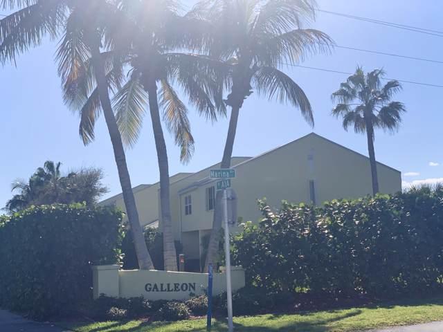 2801 N Highway A1a E, Hutchinson Island, FL 34949 (MLS #RX-10583932) :: Berkshire Hathaway HomeServices EWM Realty