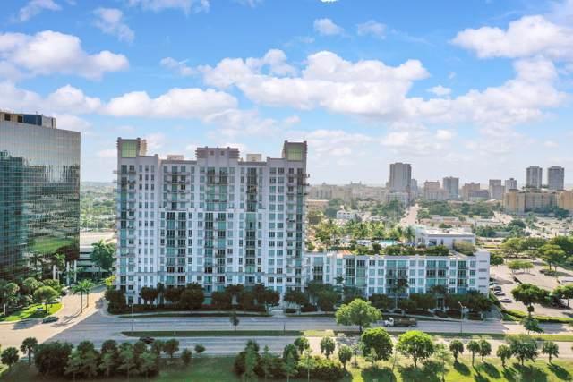 300 S Australian Avenue #406, West Palm Beach, FL 33401 (#RX-10583953) :: Ryan Jennings Group