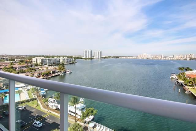 2841 NE 163rd Street #1101, North Miami Beach, FL 33160 (MLS #RX-10583972) :: Berkshire Hathaway HomeServices EWM Realty