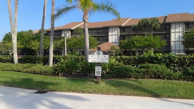 301 S Seas Drive #303, Jupiter, FL 33477 (MLS #RX-10583982) :: Berkshire Hathaway HomeServices EWM Realty