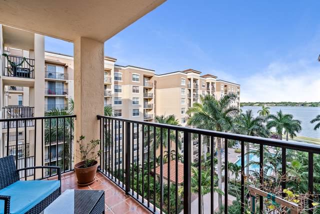 1801 N Flagler Drive #717, West Palm Beach, FL 33407 (#RX-10583991) :: Ryan Jennings Group