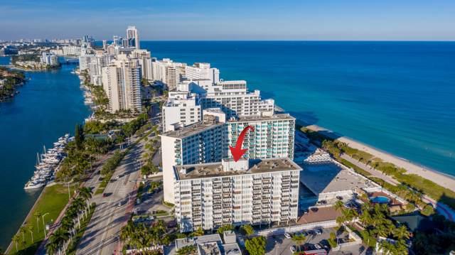 5313 Collins Avenue #905, Miami Beach, FL 33141 (MLS #RX-10583993) :: Berkshire Hathaway HomeServices EWM Realty