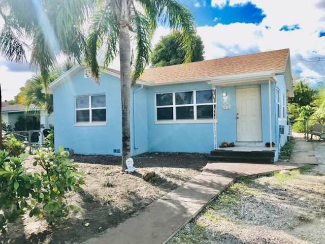 1513 S N Street, Lake Worth, FL 33460 (MLS #RX-10584036) :: Berkshire Hathaway HomeServices EWM Realty