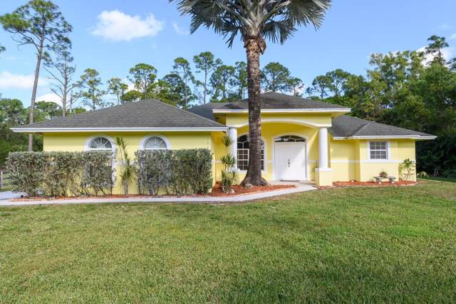 16141 E Derby Drive, The Acreage, FL 33470 (#RX-10584047) :: Ryan Jennings Group