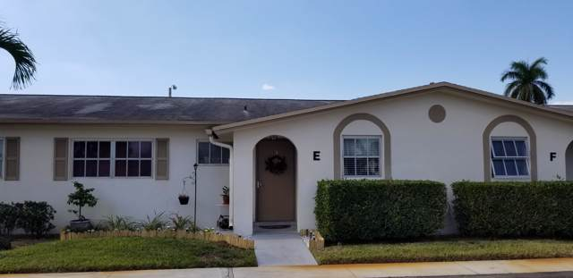 5063 Cresthaven Boulevard E, West Palm Beach, FL 33415 (#RX-10584074) :: Real Estate Authority