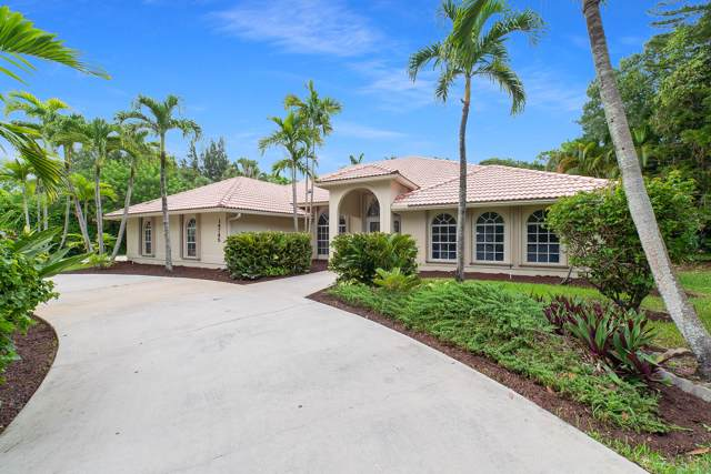 14745 Ranchwood Court, Wellington, FL 33414 (#RX-10584101) :: Real Estate Authority