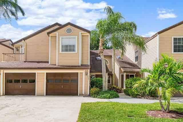 5294 Buckhead Circle #203, Boca Raton, FL 33486 (MLS #RX-10584131) :: The Paiz Group