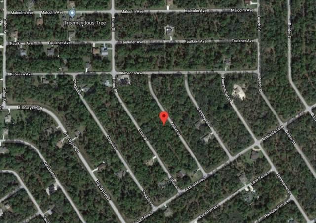 1185 Mallet Lane, Port Charlotte, FL 33953 (#RX-10584137) :: Ryan Jennings Group