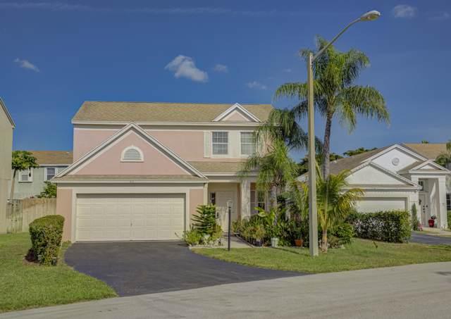 63 King Fisher Way, Boynton Beach, FL 33436 (MLS #RX-10584141) :: Berkshire Hathaway HomeServices EWM Realty
