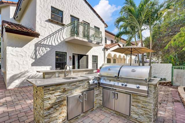4401 Hidden Harbour Ter Terrace, Dania Beach, FL 33004 (#RX-10584147) :: Ryan Jennings Group