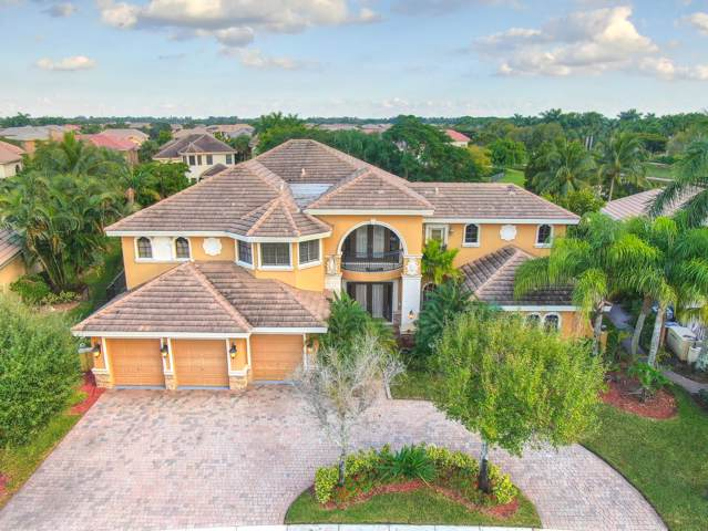 10766 Versailles Boulevard, Wellington, FL 33449 (MLS #RX-10584148) :: Berkshire Hathaway HomeServices EWM Realty
