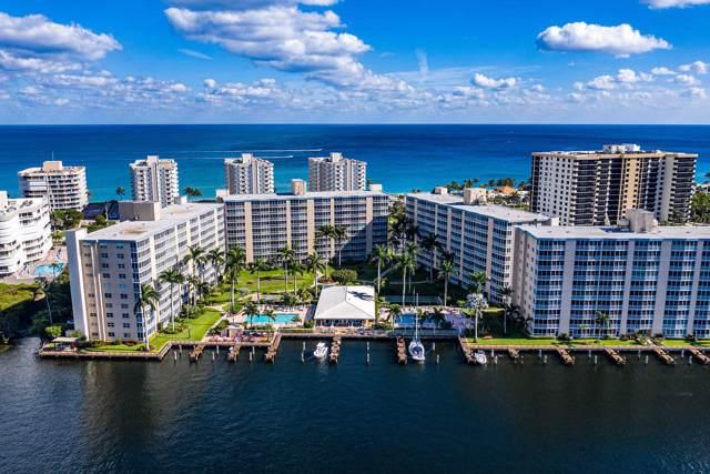 3300 S Ocean Boulevard 919C, Highland Beach, FL 33487 (#RX-10584153) :: Ryan Jennings Group