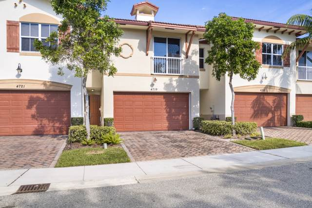 4719 N Prive Circle N, Delray Beach, FL 33445 (#RX-10584163) :: Ryan Jennings Group