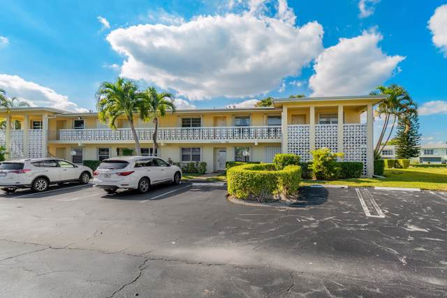 1450 NW 18th Avenue #203, Delray Beach, FL 33445 (#RX-10584176) :: Ryan Jennings Group