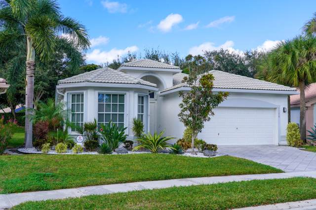 11179 Mandalay Way, Boynton Beach, FL 33437 (#RX-10584203) :: Ryan Jennings Group