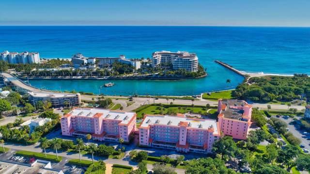 1099 S Ocean Boulevard 502-S, Boca Raton, FL 33432 (MLS #RX-10584223) :: Castelli Real Estate Services