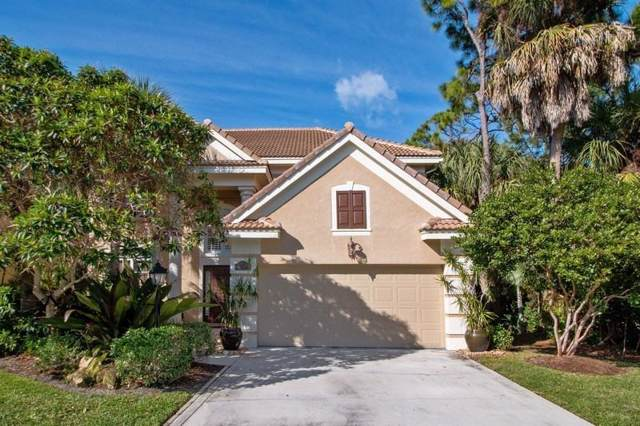100 Princewood Lane, Palm Beach Gardens, FL 33410 (MLS #RX-10584235) :: Berkshire Hathaway HomeServices EWM Realty