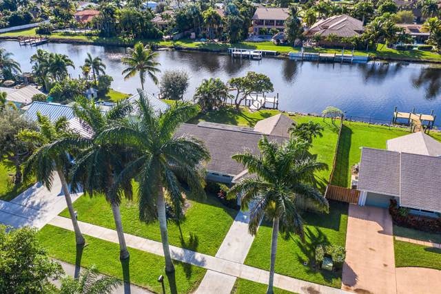 1414 Cormorant Road, Delray Beach, FL 33444 (MLS #RX-10584281) :: Best Florida Houses of RE/MAX