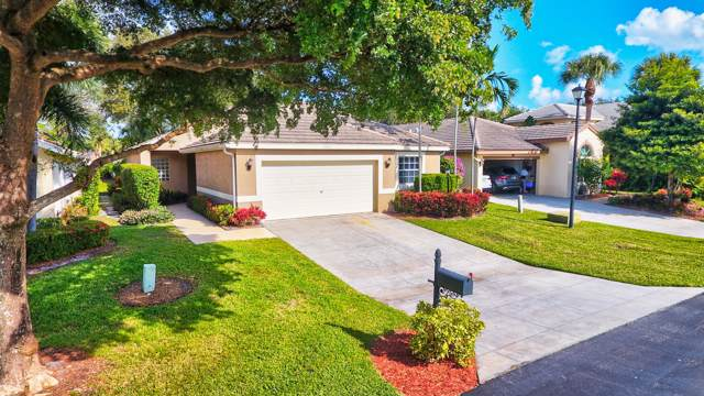 2821 S Clearbrook Circle, Delray Beach, FL 33445 (MLS #RX-10584288) :: Best Florida Houses of RE/MAX