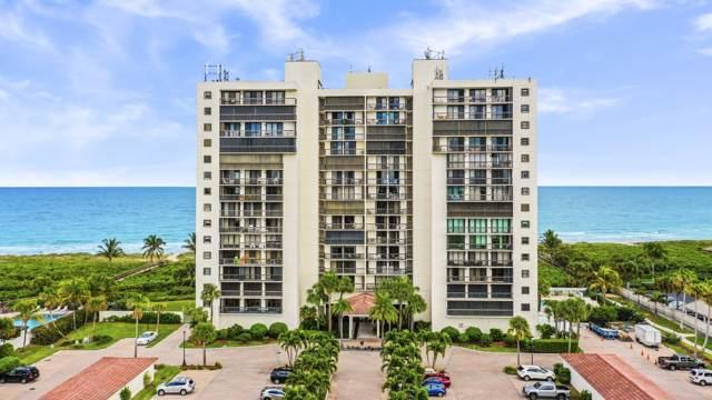 3100 N Highway A1a #301, Hutchinson Island, FL 34949 (MLS #RX-10584317) :: Berkshire Hathaway HomeServices EWM Realty