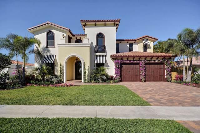 811 Appleby Street, Boca Raton, FL 33487 (MLS #RX-10584323) :: Castelli Real Estate Services