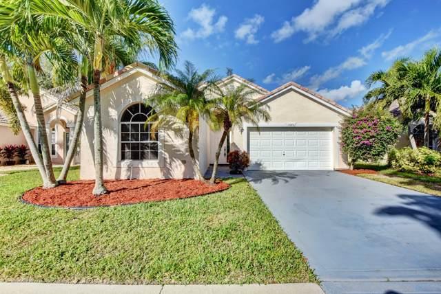 1683 Carriage Brooke Drive, Wellington, FL 33414 (MLS #RX-10584333) :: Berkshire Hathaway HomeServices EWM Realty