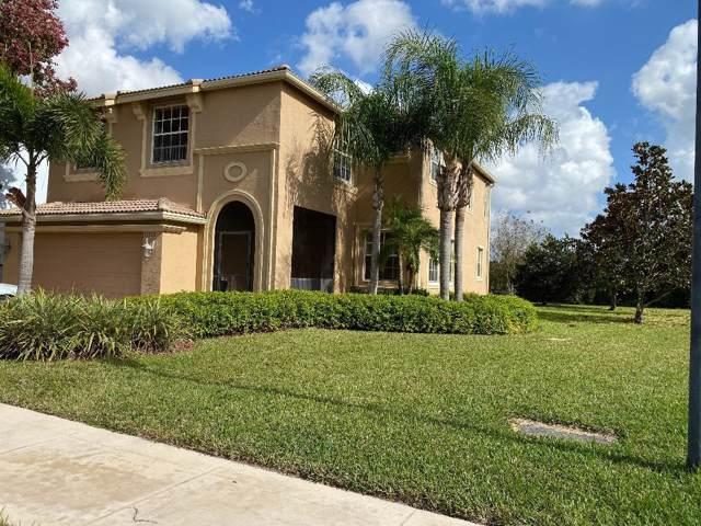 11700 SW Bennington Circle, Port Saint Lucie, FL 34987 (MLS #RX-10584379) :: Castelli Real Estate Services