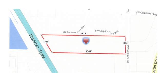 0 SW Armellini Avenue, Palm City, FL 34990 (MLS #RX-10584383) :: Berkshire Hathaway HomeServices EWM Realty
