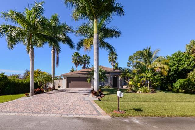4230 SW Carl Street, Port Saint Lucie, FL 34953 (MLS #RX-10584387) :: Castelli Real Estate Services