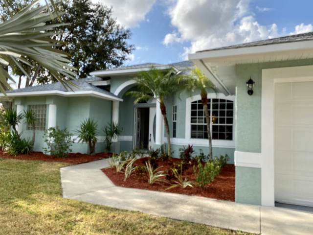 2720 SE Kern Road, Port Saint Lucie, FL 34984 (MLS #RX-10584437) :: Castelli Real Estate Services