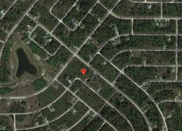812 Nimitz Boulevard, Lehigh Acres, FL 33974 (#RX-10584449) :: Ryan Jennings Group