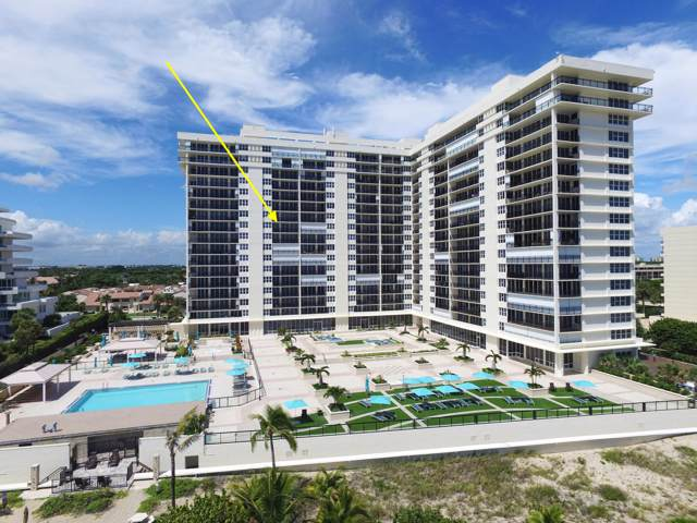 2000 S Ocean Boulevard 11-B, Boca Raton, FL 33432 (#RX-10584451) :: The Reynolds Team/ONE Sotheby's International Realty