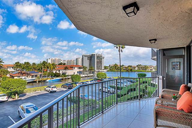 899 Jeffery Street #306, Boca Raton, FL 33487 (#RX-10584463) :: Ryan Jennings Group