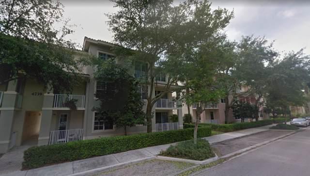 4739 Chancellor Drive #21, Jupiter, FL 33458 (MLS #RX-10584475) :: Berkshire Hathaway HomeServices EWM Realty