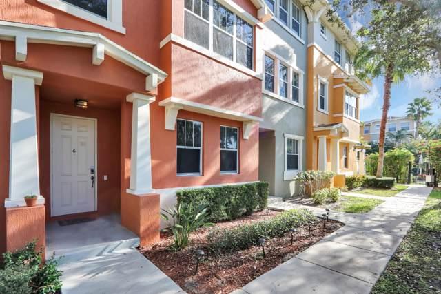 500 Pacific Grove Drive #6, West Palm Beach, FL 33401 (#RX-10584510) :: Ryan Jennings Group