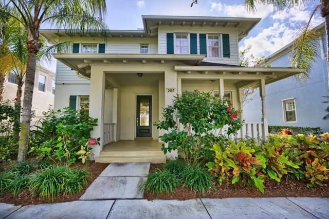 2697 E Community Drive, Jupiter, FL 33458 (MLS #RX-10584514) :: Berkshire Hathaway HomeServices EWM Realty