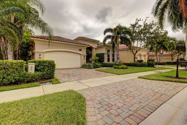 124 Siesta Way, Palm Beach Gardens, FL 33418 (#RX-10584529) :: Ryan Jennings Group