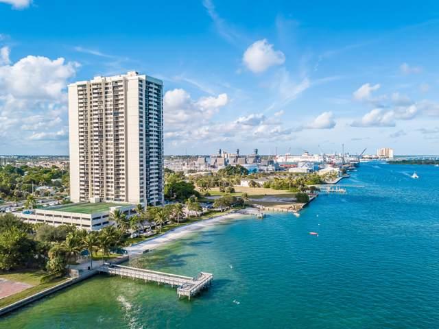 5600 N Flagler #2410, West Palm Beach, FL 33407 (#RX-10584542) :: Ryan Jennings Group
