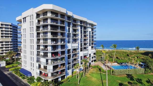 2800 N Hwy A1a #607, Hutchinson Island, FL 34949 (MLS #RX-10584568) :: Berkshire Hathaway HomeServices EWM Realty