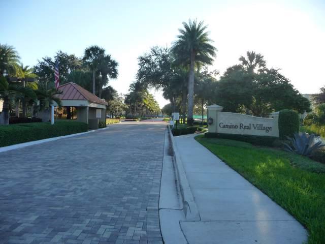 5751 Camino Del Sol #300, Boca Raton, FL 33433 (MLS #RX-10584586) :: The Paiz Group