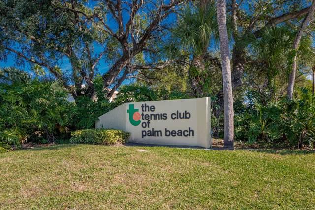 2828 Tennis Club Drive #201, West Palm Beach, FL 33417 (#RX-10584681) :: Ryan Jennings Group