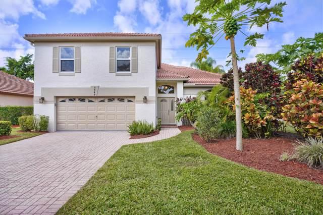 3049 Casa Rio Court, Palm Beach Gardens, FL 33418 (#RX-10584684) :: Ryan Jennings Group