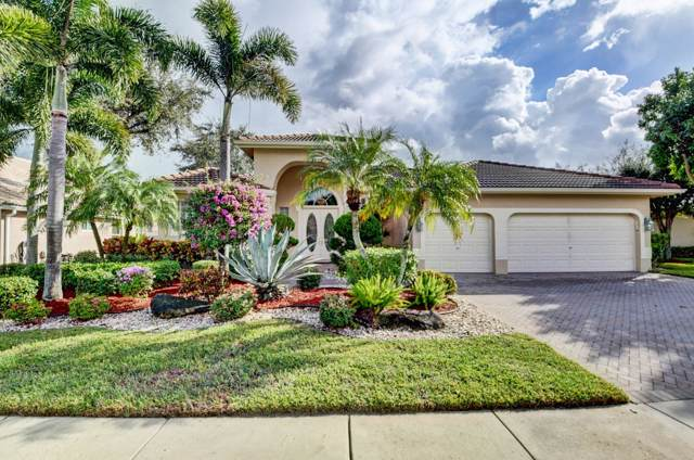 7345 Brunswick Circle, Boynton Beach, FL 33472 (MLS #RX-10584693) :: Berkshire Hathaway HomeServices EWM Realty