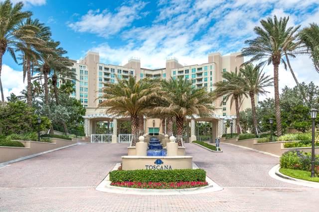 3720 S Ocean Boulevard 101B, Highland Beach, FL 33487 (MLS #RX-10584713) :: The Paiz Group